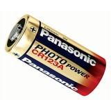 Panasonic CR123A Professional Photo Lithium batterij